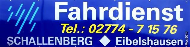 Fahrdienst Schallenberg