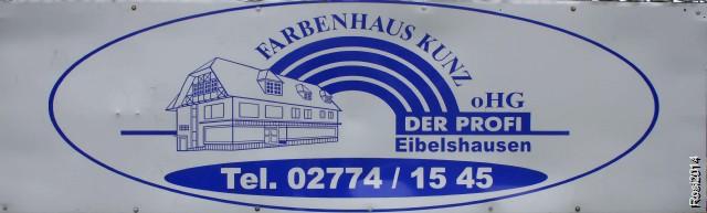 Farbenhaus Kunz oHG