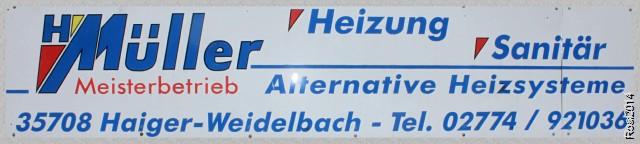 Heinz Müller - Heizung und Sanitär