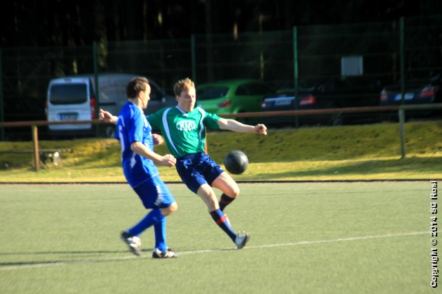 SG RoSi II – Eintracht Haiger II 9.3.2014