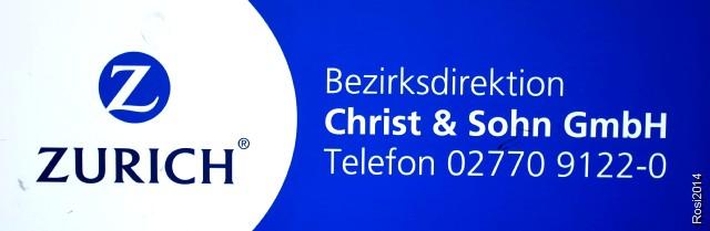 Zürich Versicherung Christ & Sohn GmbH