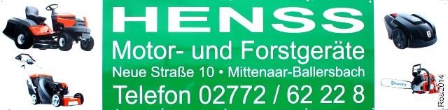 Motor- und Forstgeräte Henss